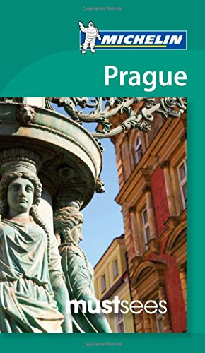 9781907099755: Michelin Must Sees Prague (Must See Guides/Michelin)