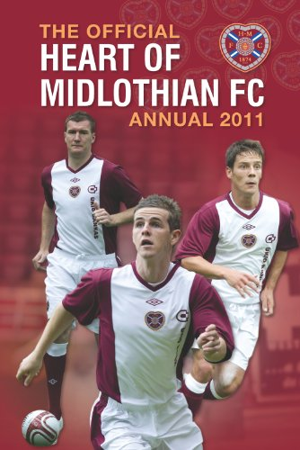 Official Hearts FC Annual 2011: NA