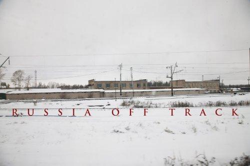 9781907112218: Russia Off Track: Trans-Siberian Railway