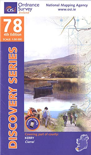 9781907122033: Discovery Map 78 Kerry (Discovery Maps) (Irish Discovery Series)
