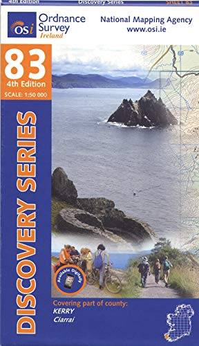 9781907122071: D83 Kerry (Osi Discovery Map) (Irish Discovery Series)