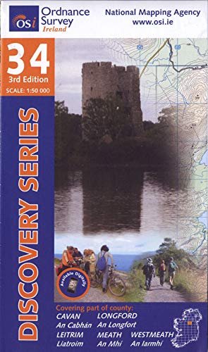 9781907122545: Cavan, Leitrim, Longford, Meath, Westmeath (Irish Discovery Series)