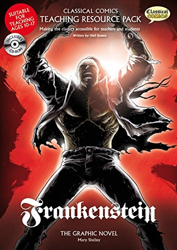 9781907127038: Frankenstein Teaching Resource Pack (Classical Comics Teaching Resource Pack)