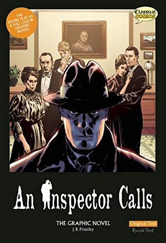 9781907127236: An Inspector Calls The Graphic Novel: Original Text (Classical Comics)