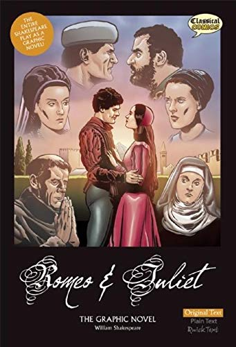 9781907127359: Romeo and Juliet: The Graphic Novel (Classical Comics: Original Text)