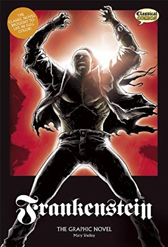 9781907127397: Frankenstein the Graphic Novel: Original Text (Classical Comics: Original Text)