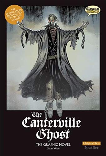 The Canterville Ghost The Graphic Novel Original Text Version: Oscar Wilson, Sean Michael Adp ...