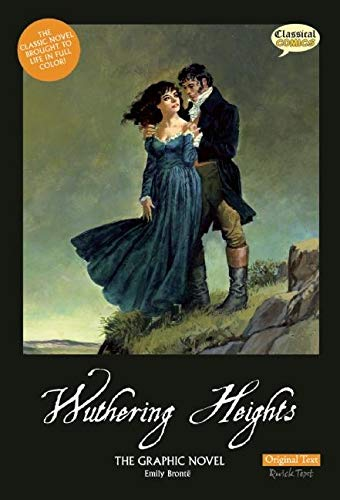 Wuthering Heights: The Graphic Novel (Hardcover)