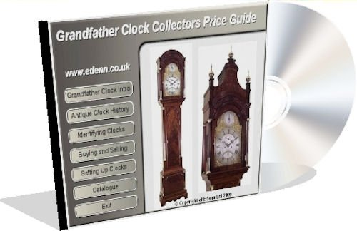 9781907145025: Antique Grandfather Clock Collectors Price Guide