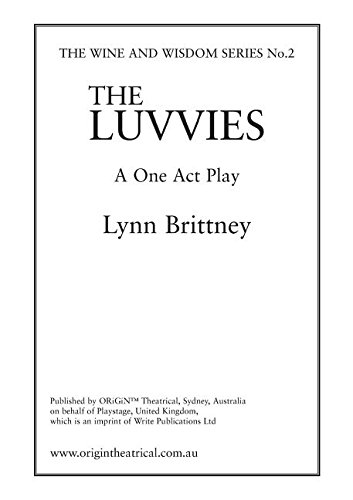 9781907147050: The Luvvies (Wine and Wisdom Series)