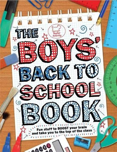 9781907151507: The Boys' Back To School Book (Buster Books)