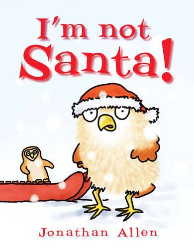 9781907152528: I'm Not Santa!