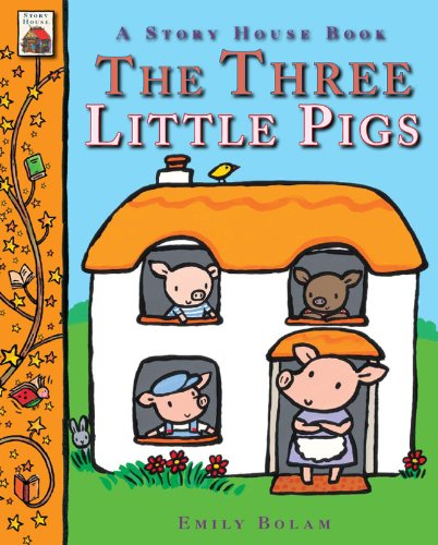 9781907152672: The Three Little Pigs (A Story House Book)
