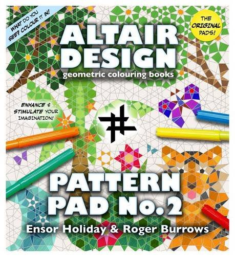 9781907155017: Altair Design Pattern Pad