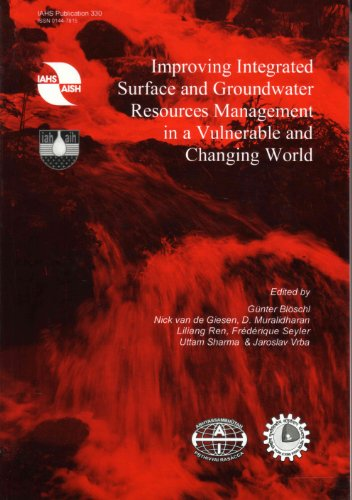 9781907161018: Improving Integrated Surface and Groundwater Resources Management in a Vulnerable and Changing World (International Association of Hydrological ... of ... of Proceedings and Reports Publication)