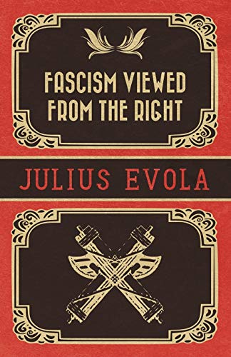 9781907166853: Fascism Viewed from the Right