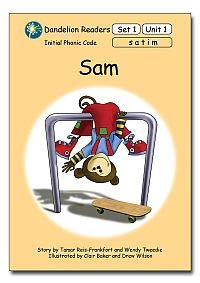 Sam Set 1 (Dandelion Readers): Reis-Frankfort, Tamar and