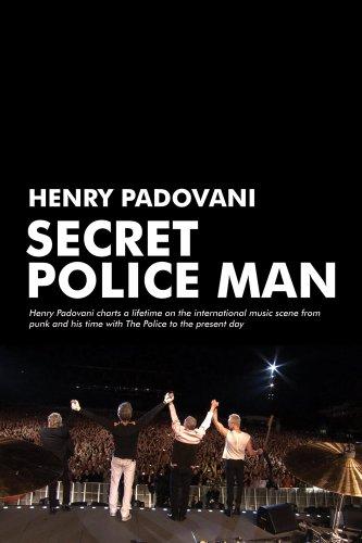 9781907172830: Secret Police Man