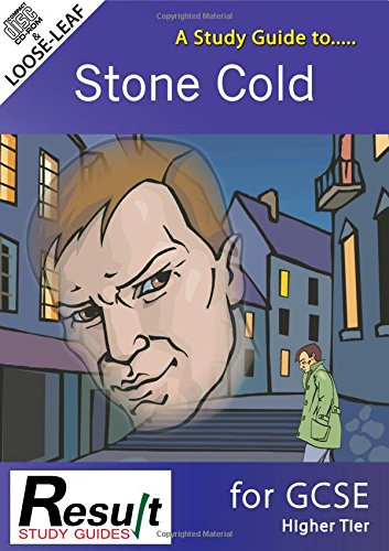 Study Guide to Stone Cold for GCSE: Marsh, Janet