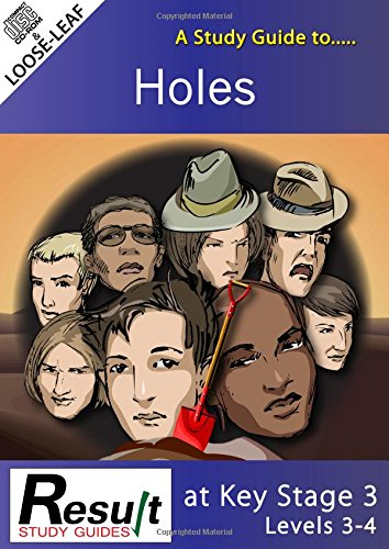 9781907175077: A Study Guide to Holes at Key Stage 3: Levels 3-4