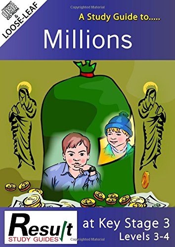9781907175244: A Study Guide to Millions at Key Stage 3: Levels 3-4