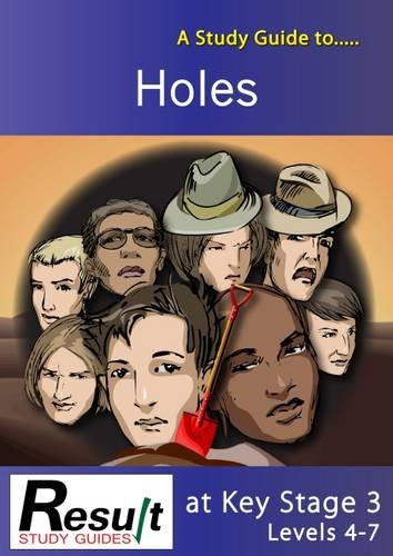 """A Study Guide to """"Holes"""" at Key Stage 3: Levels 4-7: Marsh, Janet"""