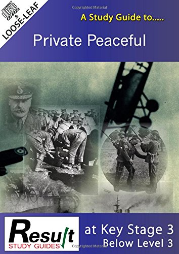 Study Guide to Private Peaceful at Key Stage 3: Marsh, Janet