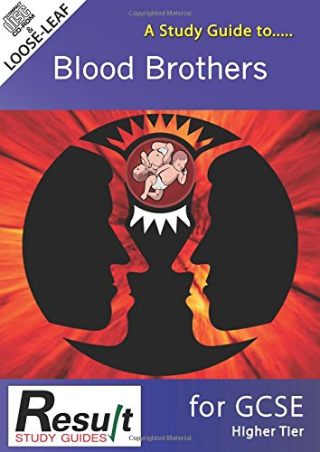 Study Guide to Blood Brothers for GCSE: Marsh, Janet