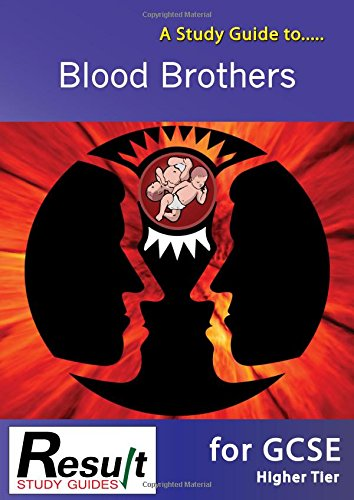 9781907175954: A Study Guide to Blood Brothers for GCSE: All Tiers