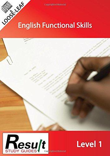 Study Guide to English Functional Skills: Marsh, Janet