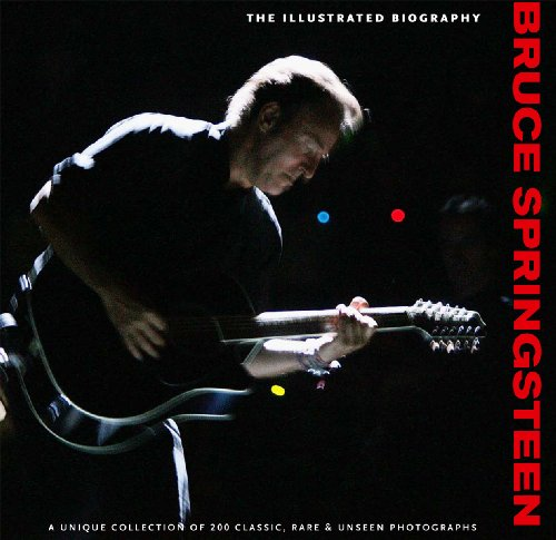 9781907176159: Bruce Springsteen: Illustrated Biography