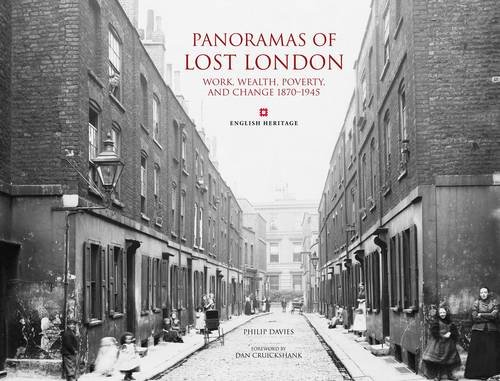 9781907176722: Images of Lost London: Work, Wealth, Poverty & Change