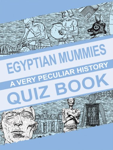 9781907184826: Ancient Egypt: A Very Peculiar History Quiz Book