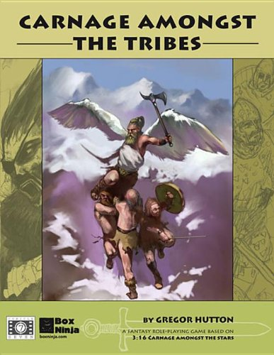 9781907204098: Carnage Amongst The Tribes