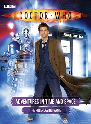 9781907204135: Doctor Who: Gamemaster's Screen