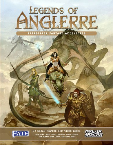9781907204227: Legends of Anglerre