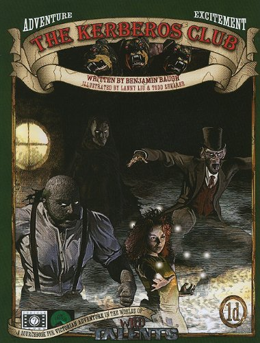 9781907204364: The Kerberos Club: A Wild Talents Sourcebook of Strange Victorian Adventure