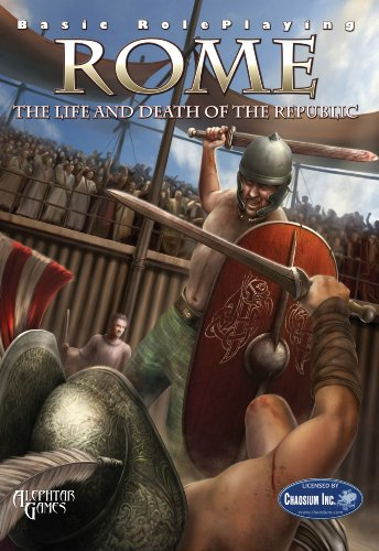 9781907204401: Rome: The Life and Death of the Republic (Basic Roleplaying)
