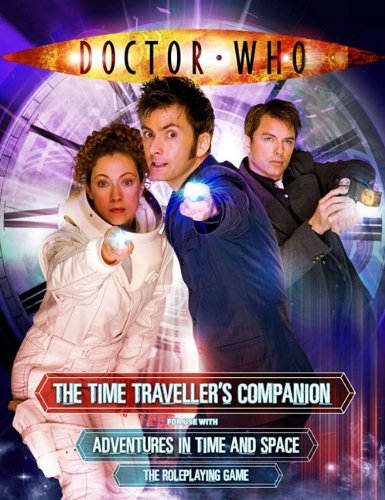 9781907204425: Time Travellers Companion (Doctor Who RPG)