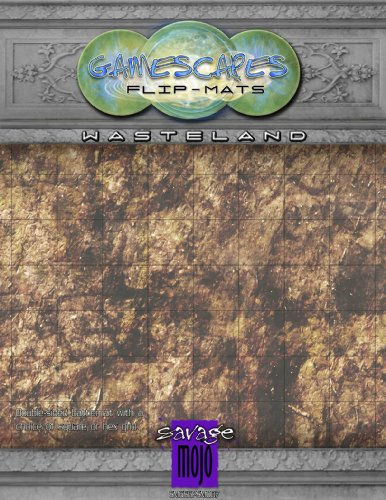 9781907204623: Gamescapes 03 Wasteland*OP