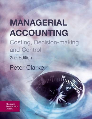 9781907214240: Managerial Accounting