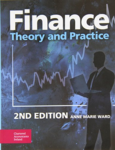 9781907214257: Finance: Theory and Practice