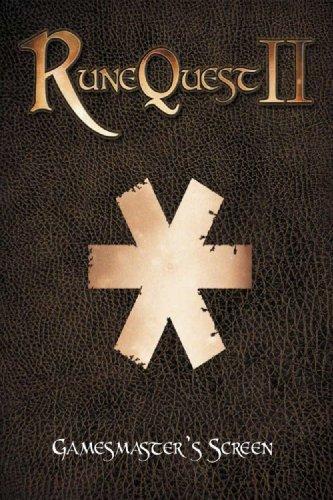 9781907218163: RuneQuest II Games Master's Screen