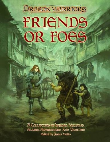 9781907218217: Friends or Foes (Dragon Warriors)