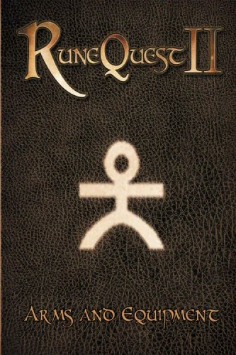 9781907218248: RuneQuest II: Arms and Equipment