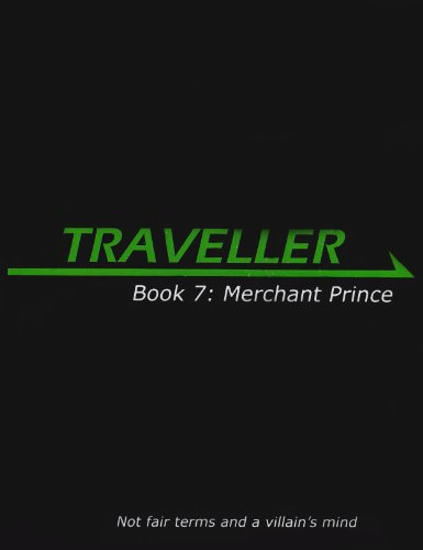 9781907218330: Traveller Book 7: Merchant Prince (Traveller Sci-Fi Roleplaying)