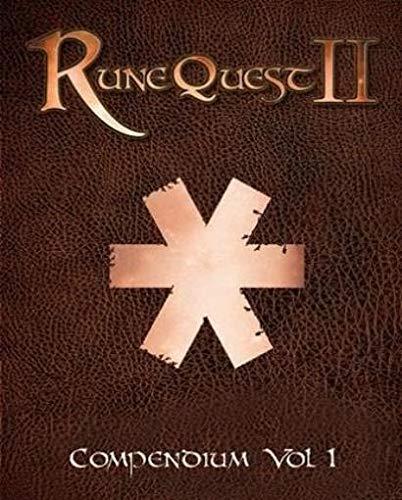 9781907218729: Runequest Compendium Volume 1