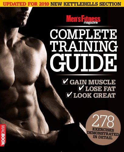 9781907232220: Men's Fitness Complete Training Guide 2nd Edition MagBook
