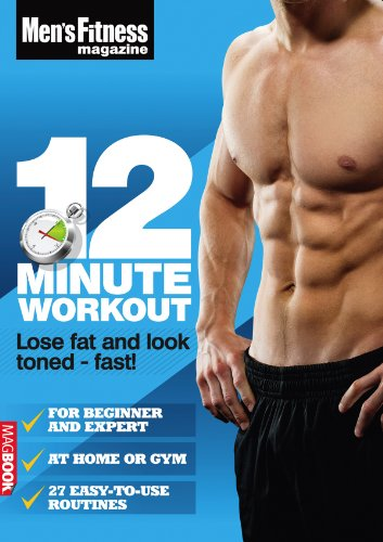 9781907232343: Men's Fitness 12 Minute Workout