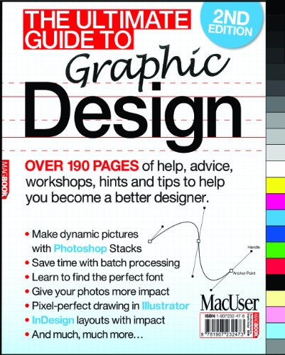 9781907232473: The Ultimate Guide to Graphic Design